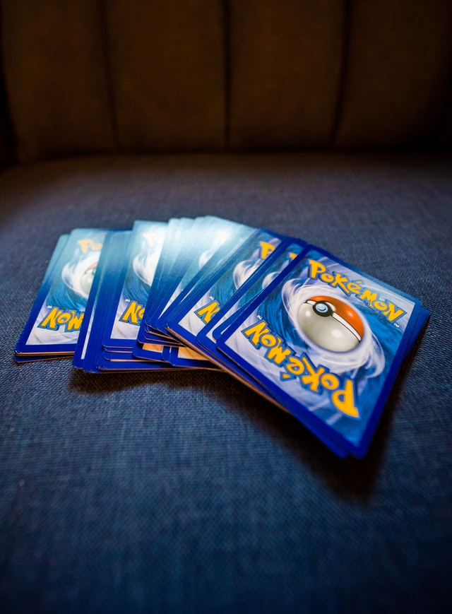 cartes pokemon zeraora